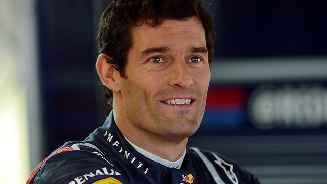 Mark Webber Red Bull39s Mark Webber laughs off suggestions he is set to