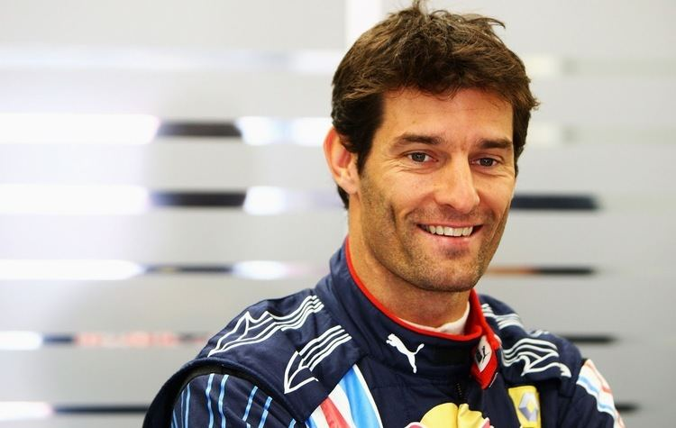 Mark Webber Five hottest F1 race car drivers of all time