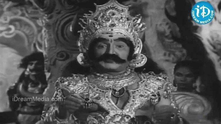 Markandeya (1935 film) movie scenes Raghuramaiah R Nagendra Rao Best Scene Bhakta Markandeya iDream Movies