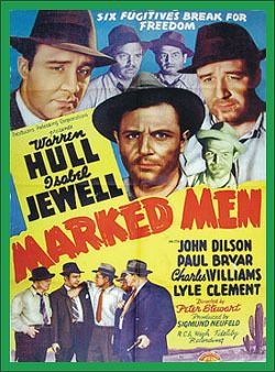 Marked Men (1940 film) Mystery MARKED MEN aka DESERT ESCAPE