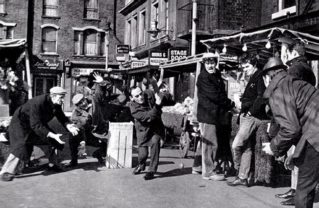 Market in Honey Lane nostalgiacentralcomwpcontentuploads201406ma