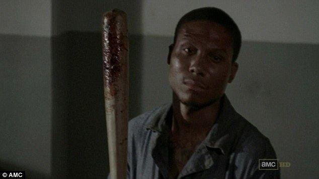 Markice Moore Walking Dead39s Markice 39Kesan39 Moore attempts suicide in