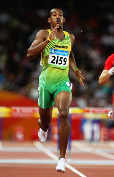 Markino Buckley Markino Buckley in Olympics Day 7 Athletics Zimbio