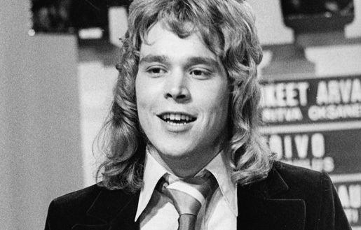 Markku Aro Markku Aro Finland Place 8 Eurovision Song Contest 1971