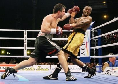 Markus Beyer Photos Markus Beyer vs Sakio Bika Boxing news