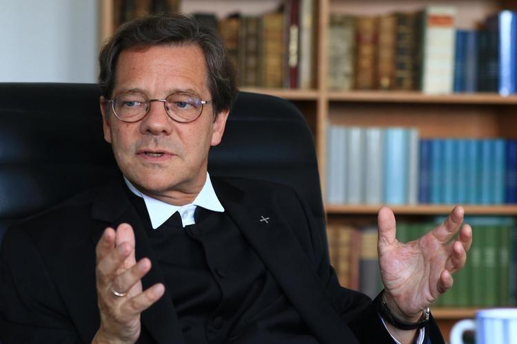 Markus Dröge Interview mit Bischof Markus Drge Man darf AfDPolitiker nicht