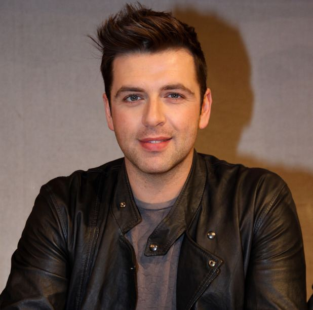 Markus Feehily Westlife39s Mark Feehily looks barely recognisable while in