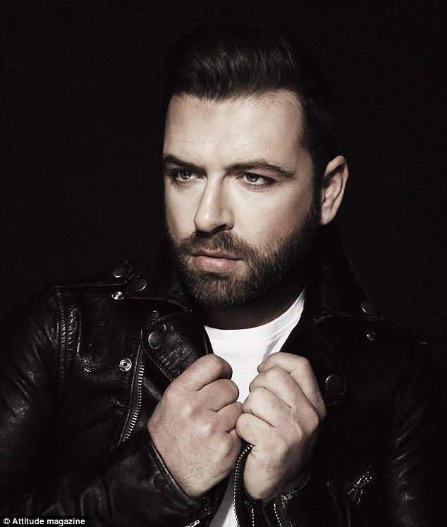 Markus Feehily Westlife39s Mark Feehily had suicidal thoughts because he