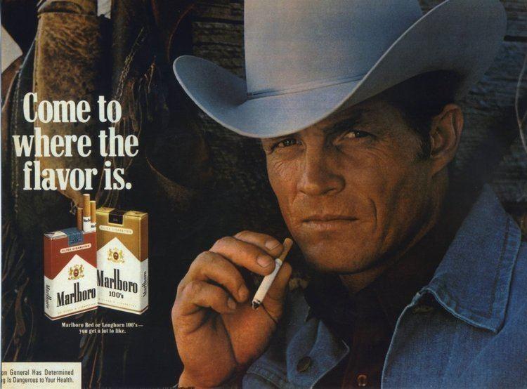 Marlboro Man At least four Marlboro Men have died of smokingrelated diseases