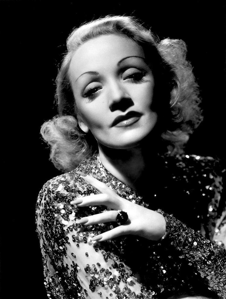 Marlene Dietrich wwwdoctormacrocomImagesDietrich20MarleneAnn