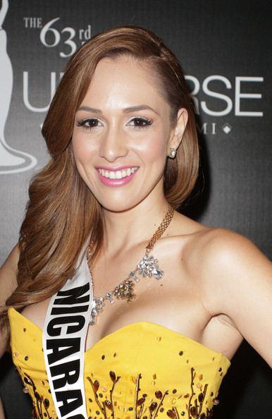 Marline Barberena Marline Barberena Pictures Telemundo Introduces Miss