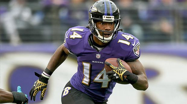 Marlon Brown John Harbaugh Envisions 39Big Year39 From Marlon Brown