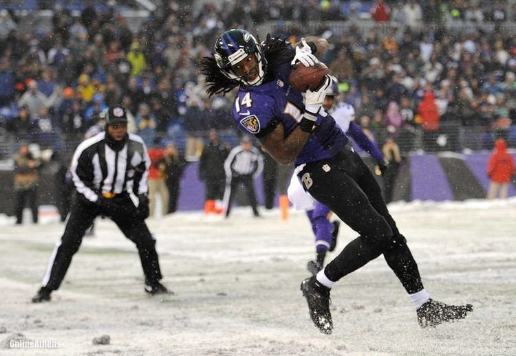 Marlon Brown Loran Smith Ravens got a steal in WR Marlon Brown