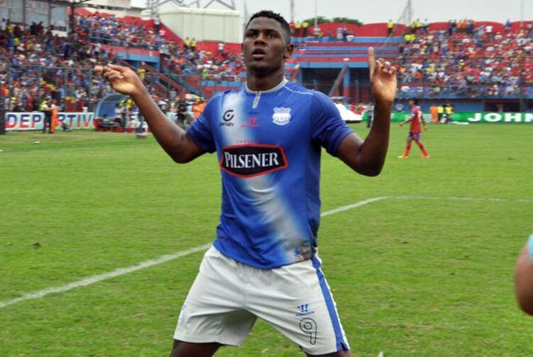 Marlon de Jesús Marlon De Jess nuevo jugador del Club Sport Emelec Revista Estadio