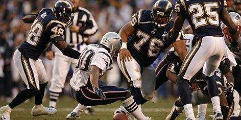 Marlon McCree The Bell Tolls McCree Bolts get second chance vs Pats