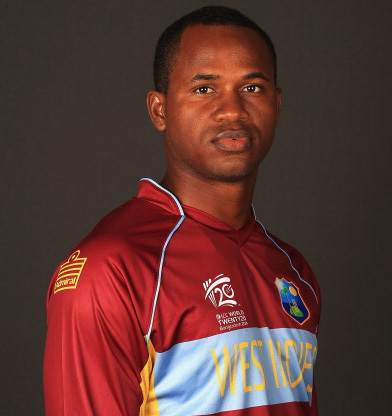 Marlon Samuels Latest News Photos Biography Stats Batting