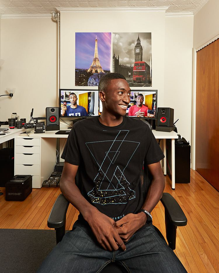 Marques Brownlee Meet the 20YearOld Who Built a YouTube Product Review