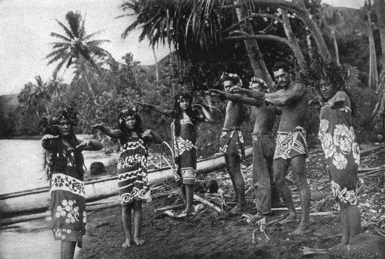 Marquesas Islands in the past, History of Marquesas Islands