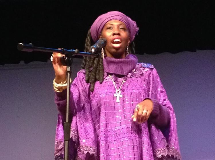 Marquetta Goodwine Queen Quet Continuing to Write the Pages of GullahGeechee