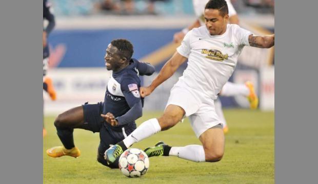 Marquez Fernandez Marquez Fernandez Midwest Pro Soccer Combine
