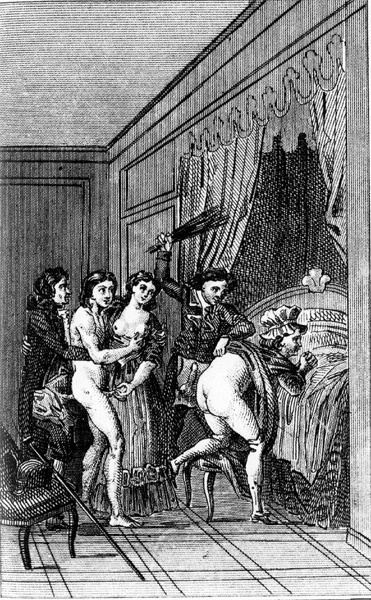 """Pear of Anguish Criminal Minds"" by Marquis de Sade"