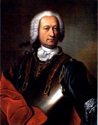 Portrait of Jean Baptiste François Joseph de Sade