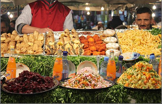 Marrakesh Cuisine of Marrakesh, Popular Food of Marrakesh