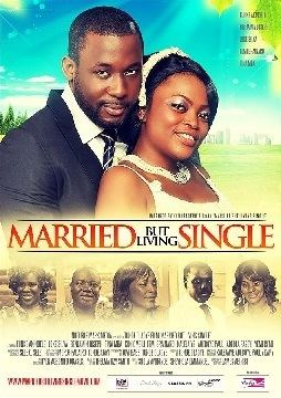 Married but Living Single movie poster