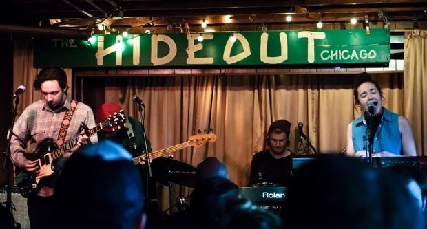 Marrow (band) SXSW Send Off at the Hideout