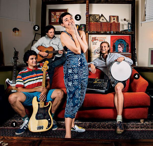 Marrow (band) Meet Marrow Indie Rock39s Next Big Thing Chicago magazine