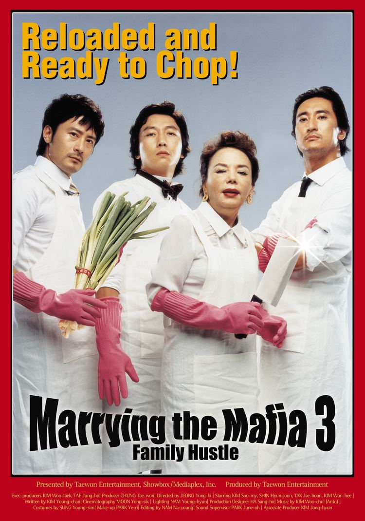 Marrying the Mafia III Marrying the Mafia 3 Family Hustle 2006