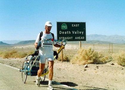 Marshall Ulrich William Wragg Running Free Running Injury Free