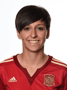 Marta Corredera FIFA Women39s World Cup Canada 2015 Players Marta