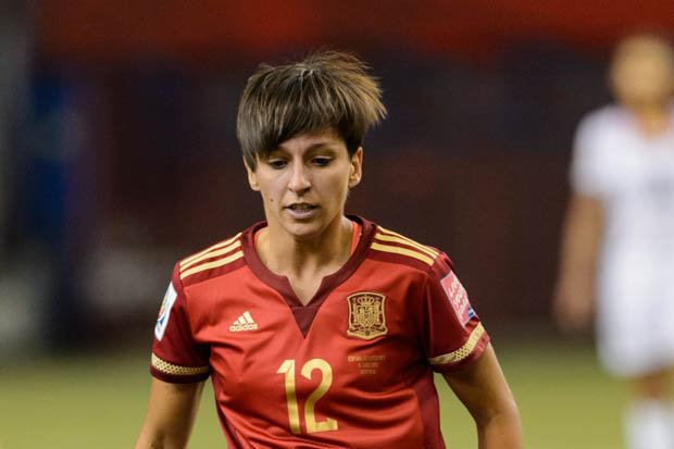 Marta Corredera Done Deal Arsenal Ladies sign Barcelona midfielder Marta Corredera