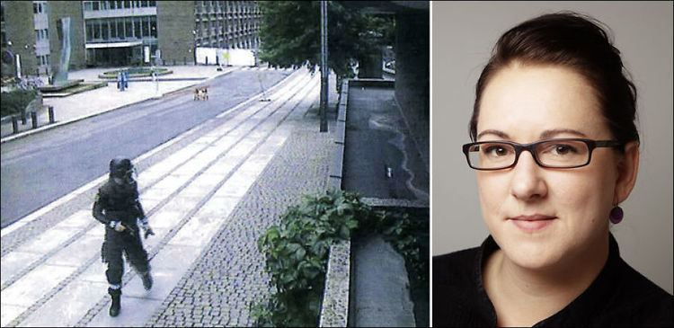 Marte Michelet Marte Michelet sto p Breiviks ddsliste Terrorangrepet