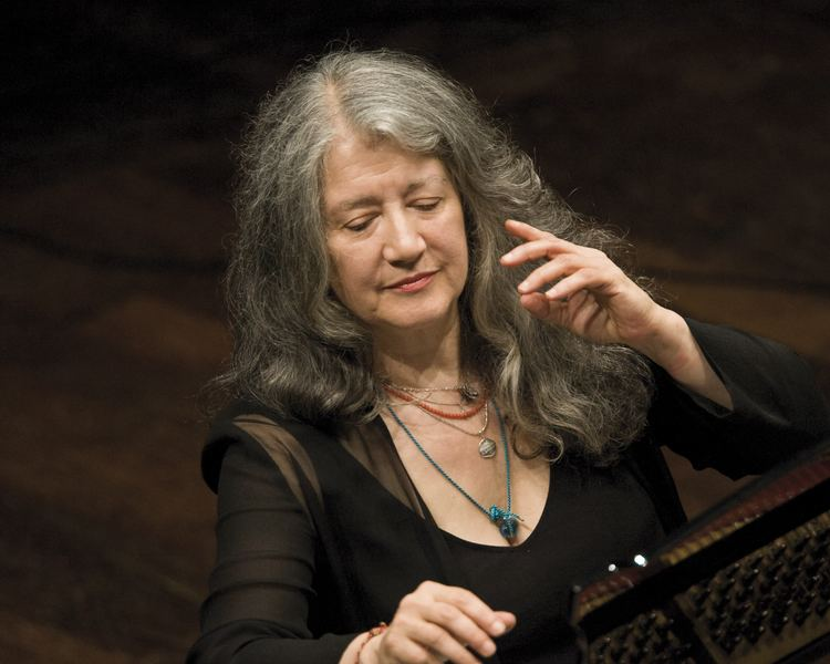 Martha Argerich The 25 best piano players of all time Classic FM