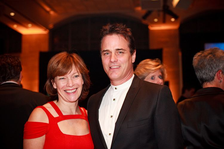 Martha Burns Martha Burns and Paul Gross Flickr Photo Sharing