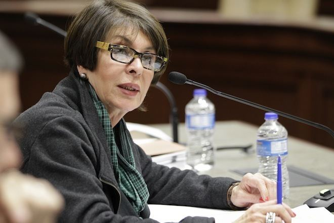 Martha Shoffner Arkansas State Treasurer Martha Shoffner Targeted in