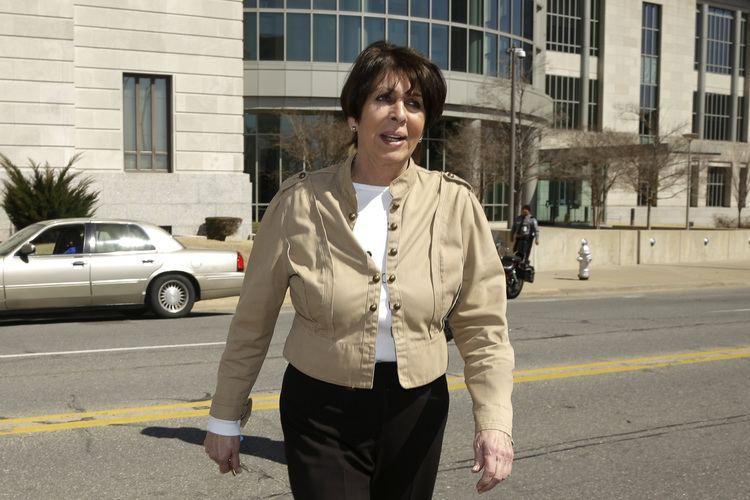 Martha Shoffner Federal jury convicts former Arkansas treasurer Yahoo News