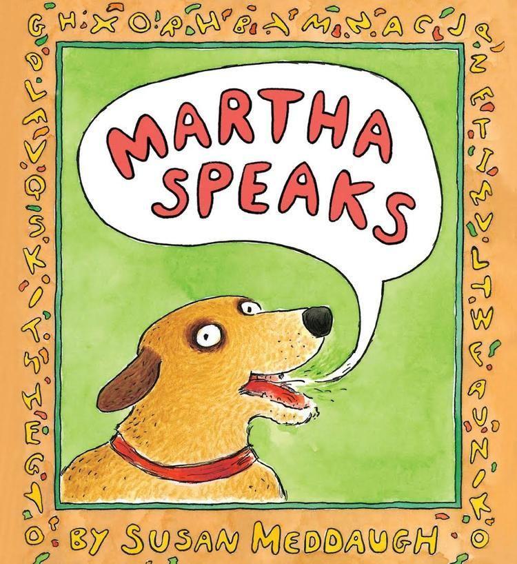 Martha Speaks (book) t0gstaticcomimagesqtbnANd9GcRzesSeRagtU7tHJT