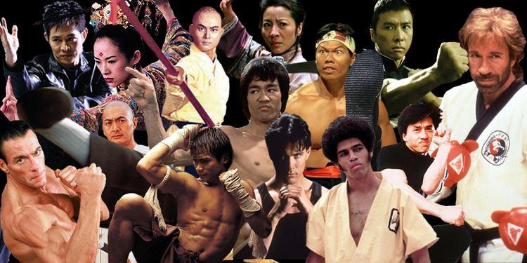 Martial arts film Martial arts film