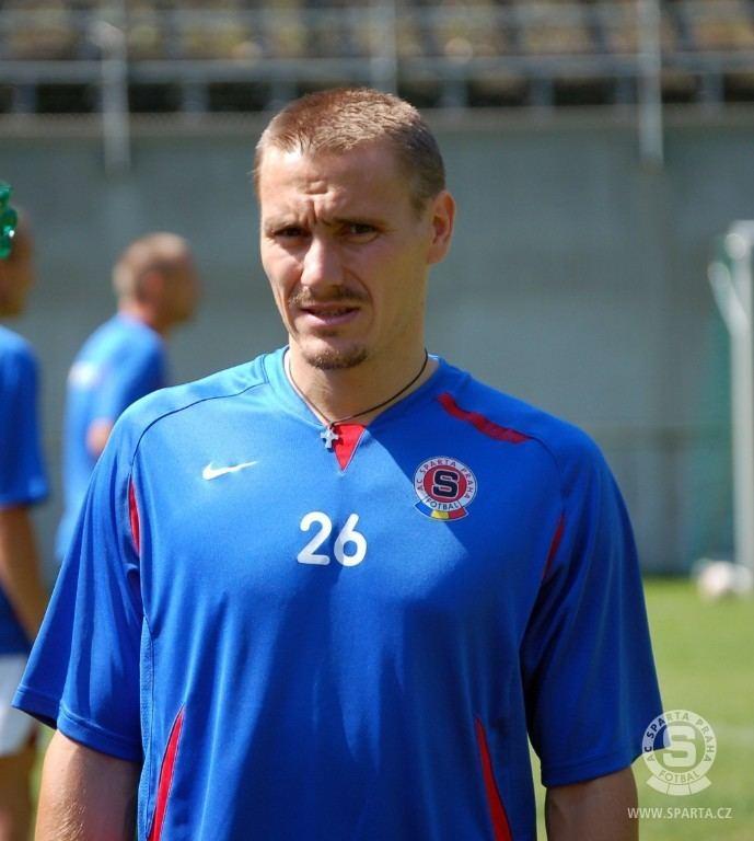 Martin Abraham Member detail AC Sparta Praha