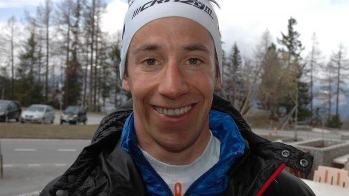 Martin Anthamatten Vor dem ersten Weltcuprennen der Saison zeigt sich Martin