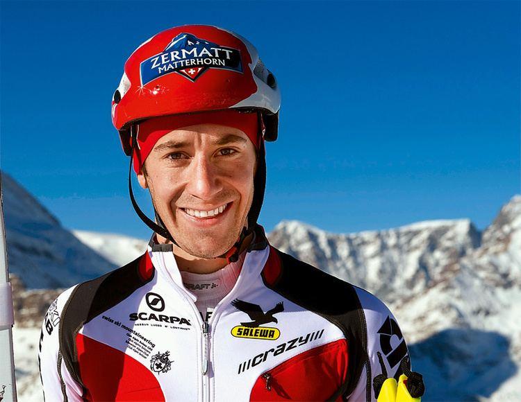 Martin Anthamatten Deux victoires en un jour pour Martin Anthamatten Promosports