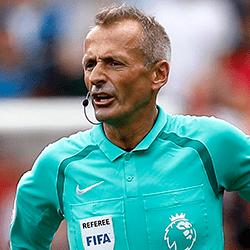 Martin Atkinson Martin Atkinson Referee Profile Premier League
