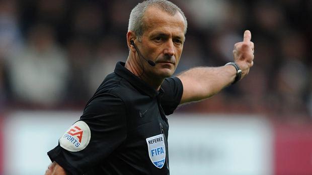 Martin Atkinson Martin Atkinson to referee The FA Womens Cup Final