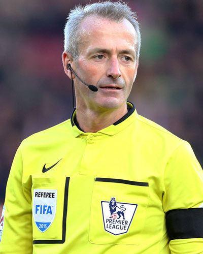 Martin Atkinson Martin Atkinson Matches as referee