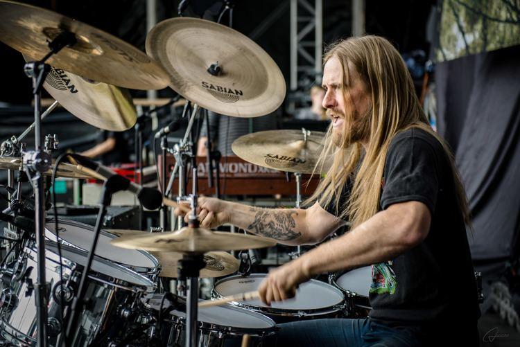 Martin Axenrot Opeths Martin Axenrot Modern Drummer Magazine