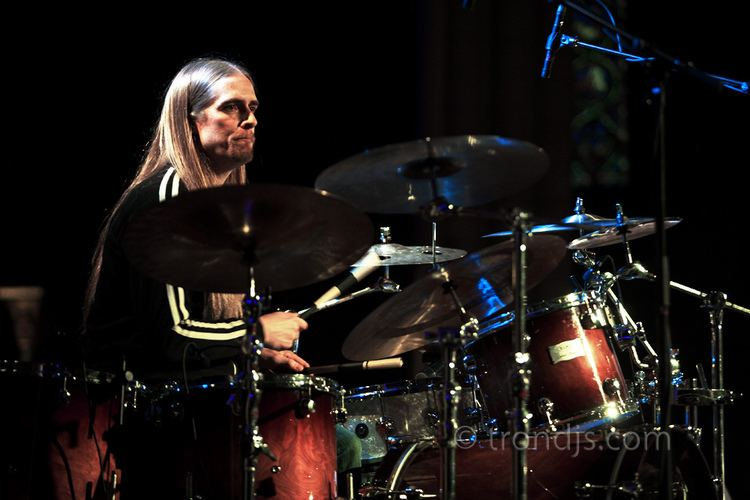 Martin Axenrot Martin Axenrot Playing the Drums Trondheim Norway Flickr