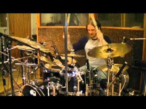 Martin Axenrot Martin Axe Axenrot Drumming Opeth YouTube